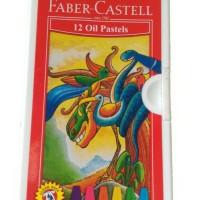 Crayon Faber Castell Hexagonal 12 Warna