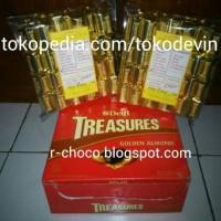 harga Coklat Kiloan Delfi Treasures Almond Tokopedia.com