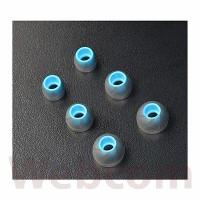 Universal Earbuds Earphone Silicone Gel / Silikon Tip Case 3 Ukuran