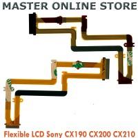 Flexible LCD Screen Sony Camcorder HDR-CX190E CX200 CX210 Price/ Harga