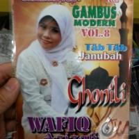 VCD WAFIQ AZIZAH - GAMBUS MODERN VOL.8
