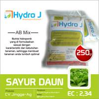 Nutrisi Hidroponik AB Mix Sayur