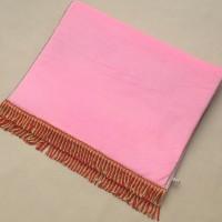Sajadah Panjang 105x65 cm Polos Pink Exclusive Terbaru