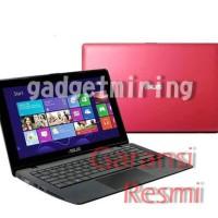ASUS NOTEBOOK X200MA KX639D | KX439D | RAM 2GB, HDD 500GB | PINK