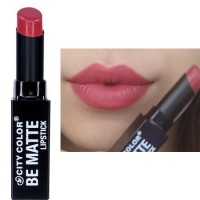 City Color Be Matte Lipstick Kelly