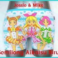 Semilong/xxl/anak/perempuan/murah/underwear/short/cd/pants/karakter