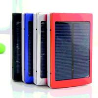 Jual Power Bank Solar Charger Waterproof Anti Air Tenaga Surya 30000mah Murah