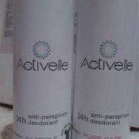 ORIFLAME Activelle Anti-perspirant 24h Deodorant