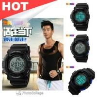 harga Skmei Pedometer Sport Watch Water Resistant 50m - Dg1116s Tokopedia.com