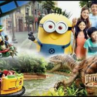 Jual E-tiket Universal Studio Singapore dewasa Murah