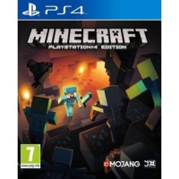 Minecraft Game PS4