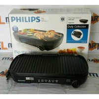 Philips table grill HD 6320/alat pemanggang /barbeque grill