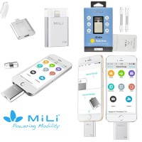 Mili IData Flash Drive OTG For Apple N Android 32GB (MFI Certified)