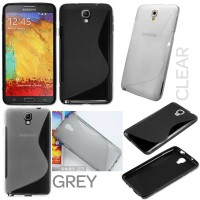Stylish Stpu Soft Case Samsung Galaxy Note 3 Neo N750