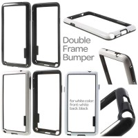 Double Frame Bumper Case Samsung Galaxy Note 3 Neo N750