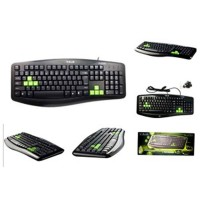 Keyboard Gaming E-Blue Elated with Affordable Price