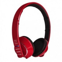 MEELECTRONICS AIR-FI RUNAWAY BLUETOOTH WIRELESS HEADPHONES AF32 - RED