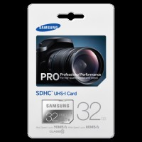 Samsung SDHC Pro 90Mb / S 32GB SDCard For Digicam / SLR
