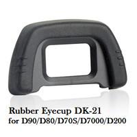 Rubber Eyecup DK-21 for Nikon