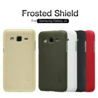 nillkin frosted shield hardcase case cover samsung j1 ace