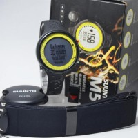 Suunto M5 Black Lime Woman with HR