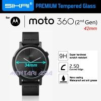 harga Sikai Premium Tempered Glass Sp For Moto 360 2nd Gen (42mm) Tokopedia.com
