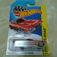 Hot wheels '72 Ford Ranchero