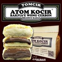 Jual Kue Atom (Oleh-oleh Khas Cirebon, Bakpia, Coklat, Durian, Keju dll ) Murah