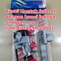 KUNCI KONTAK & JOK SHOGUN 110 (diatas th 2000)