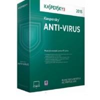 Antivirus Kaspersky 1 PC 2015