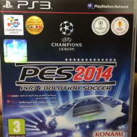PS3 PES 2014 (Second)