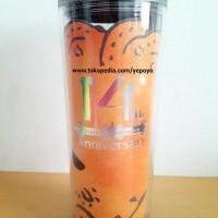 harga Gelas Tumbler Starbucks 14th anniversary Tokopedia.com