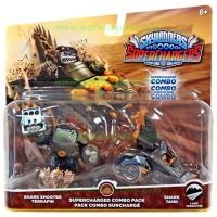 Skylanders SuperChargers Dual Pack: Shark Shooter Terrafin & Shark Tan