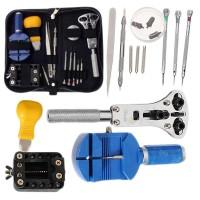 Perkakas Alat Perbaikan Jam Tangan Watch Repair Tool Kit Full Set