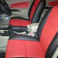 Sarung Jok bahan Mbtech mobil 3 baris seperti Innova, Avanza, Ertiga