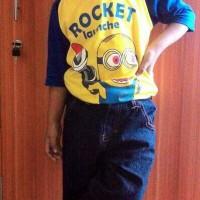 Celana Jeans Anak Usia 2-5 Tahun