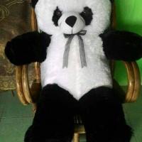boneka panda jumbo/besar/big/giant berdiri