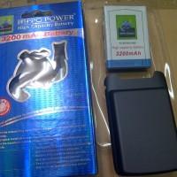 BATTERY HIPPO DOBLE POWER F-S1 3200mAh BB9800