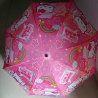 harga Payung Lipat Anak Karakter Helo Kitty Tokopedia.com