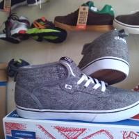 harga GLOBE Motley Mid Grey - sepatu casual skate skateboard size 39-40 Tokopedia.com