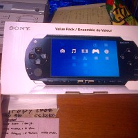 Psp Fat + Memory 16gb Game Bisa Request + Anti Gores + Dompet