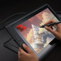 Wacom Cintiq 13HD Interactive Pen Display Tablet Desain Grafis