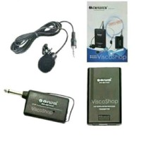 harga Mic Wireless N Aiwa Na-801 Clip On Tokopedia.com