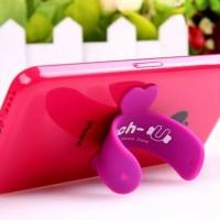 Jual Penyangga HP/Touch-U Silicone Stand Murah
