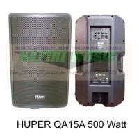 Speaker Aktif Huper QA15A / QA 15A / QA-15A 500 watt harga murah!