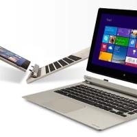 harga Toshiba Click 2 Pro P35w # 2 In 1 I5 W81 Tokopedia.com