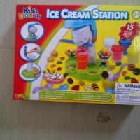kids dough ice cream station ktk