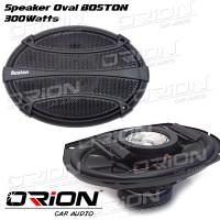 Speaker Oval Boston BSE-6981 [ORION CAR AUDIO BANDUNG]