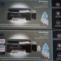 Printer Epson L120 New Garansi Epson Original Baru Harag Murah