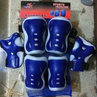 harga Pelindung Lutut & Tangan Anak/ Deker Anak/ Inline Skate/ Sepatu Roda Tokopedia.com
